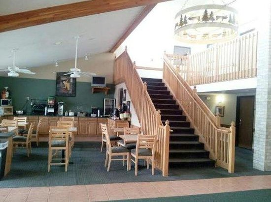 Boarders Inn and Suites Wautoma, WI: Breakfast Area