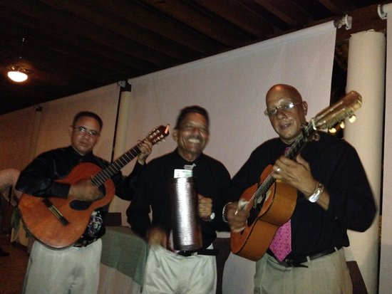 Secrets Royal Beach Punta Cana: El trio