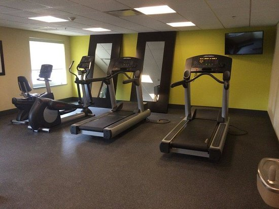Holiday Inn Express Hotel & Suites Colorado Springs Dwtn Area: Fitness Center