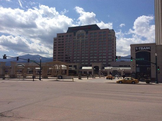 Holiday Inn Express Hotel & Suites Colorado Springs Dwtn Area: Historic Antlers Hotel