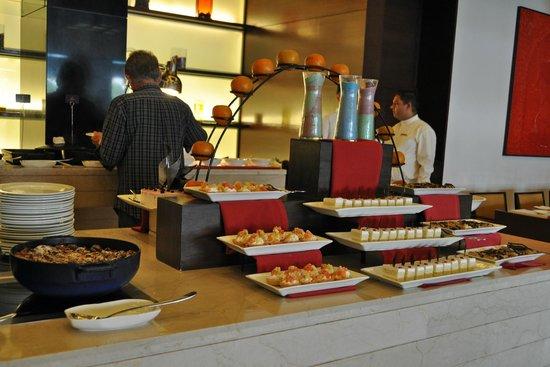 Trident, Agra: Dessert buffet