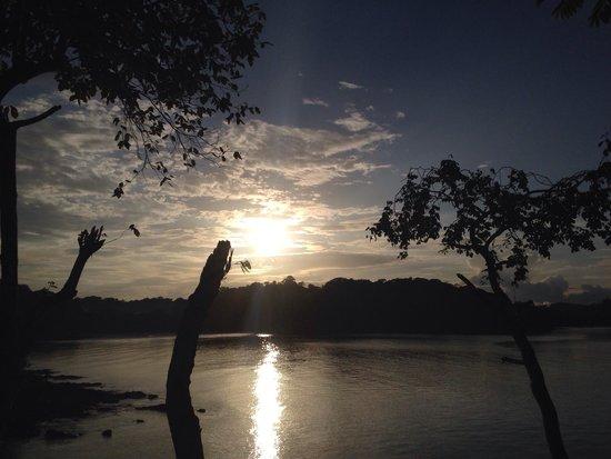 Hotel Bocas del Mar: A beautiful morning in paradise.