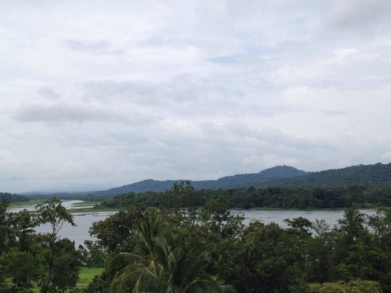 Gamboa Rainforest Resort: Room view of the river.