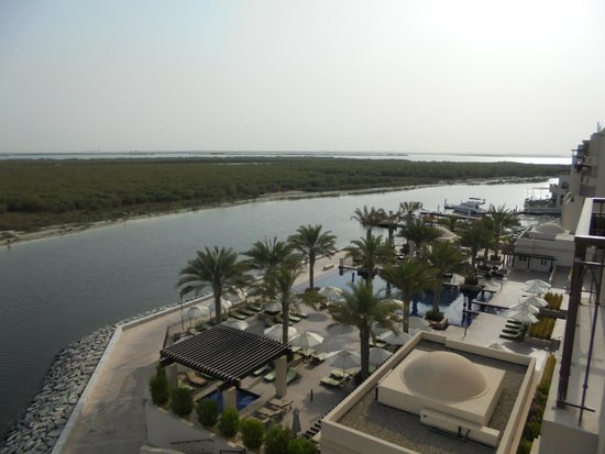 Anantara Eastern Mangroves Hotel & Spa: room view
