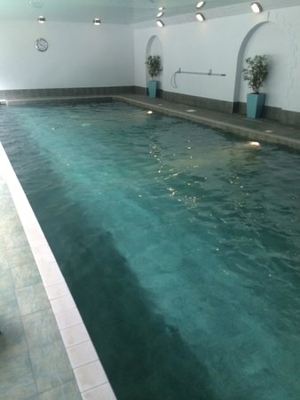 Fawsley Hall: Lovely pool
