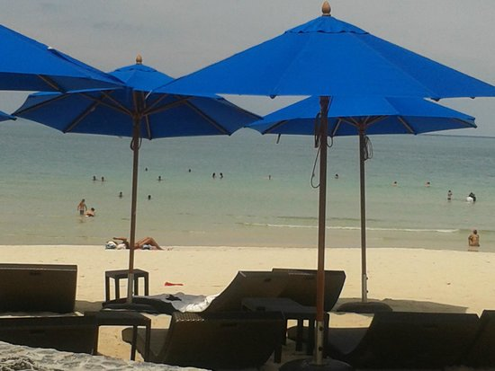 OZO Chaweng Samui: spiaggia