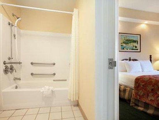 Baymont Inn & Suites Ormond Beach: Bathroom