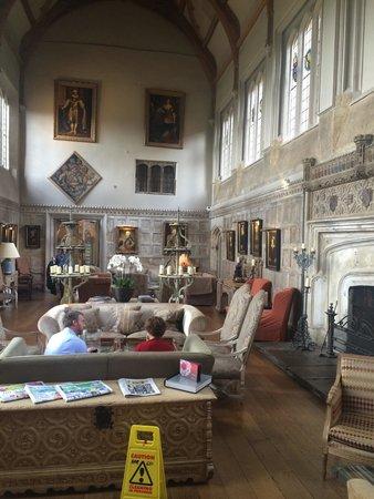 Fawsley Hall: Hall