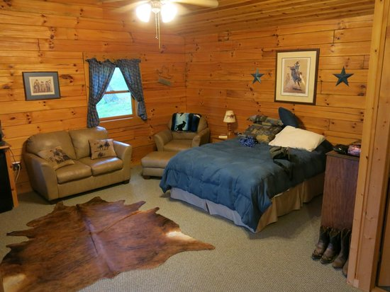 KD Guest Ranch : Our accomodations