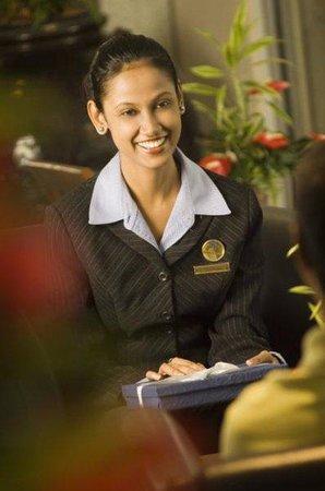 Hilton Garden Inn Sevilla: Employee