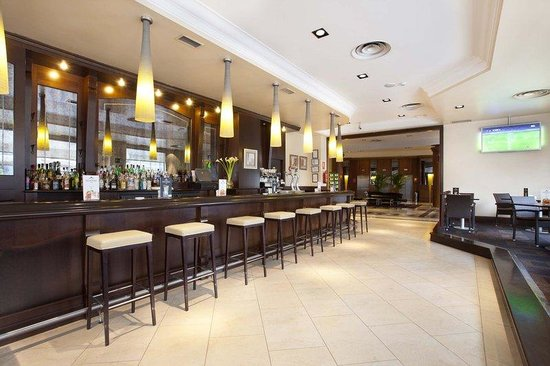 Holiday Inn Madrid - Calle Alcala: Business Center