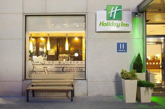 Holiday Inn Madrid - Calle Alcala: Entrance