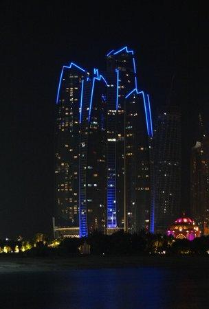 Jumeirah at Etihad Towers: My home in Abu Dhabi