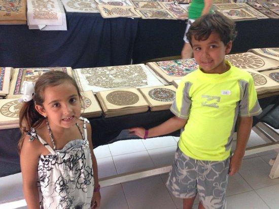 Tulum Avenue : Calendarios mayas llegando a Tulum
