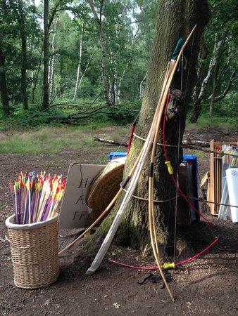 Sherwood Forest: Archery