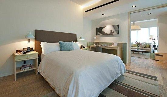 Lanson Place Bukit Ceylon Serviced Residences: One Bedroom Residensi