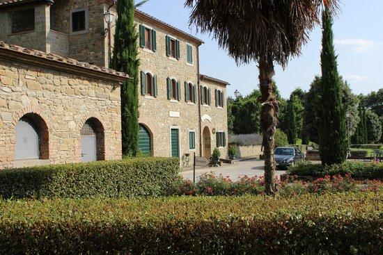 Borgo il Melone: front area