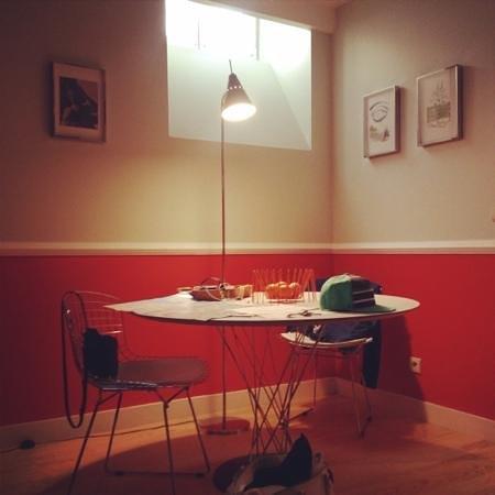 Casa Amora Guesthouse: salottino