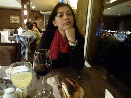 Alto Calafate Hotel Patagonico: Mejor olvidar esa noche, muy cansados y mala atención