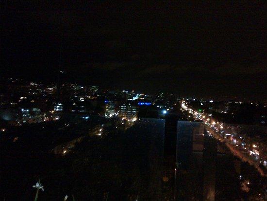 Cite Hotel: Alberca del Hotel Hermos Vista Nocturna