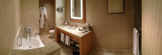 Sofitel Chicago Magnificent Mile : Standard King Bathroom