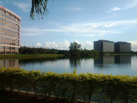 PULLMAN Miami Airport hotel: Muito agradável