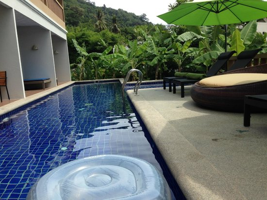 Casa Sakoo Resort: bain de soleil