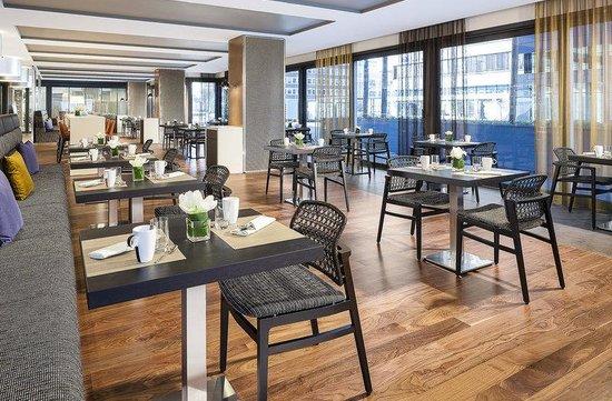 Sheraton Zürich Hotel: Restaurant