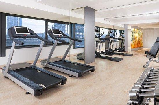 Sheraton Zürich Hotel: Sheraton Fitness