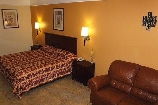 Texas Inn & Suites McAllen