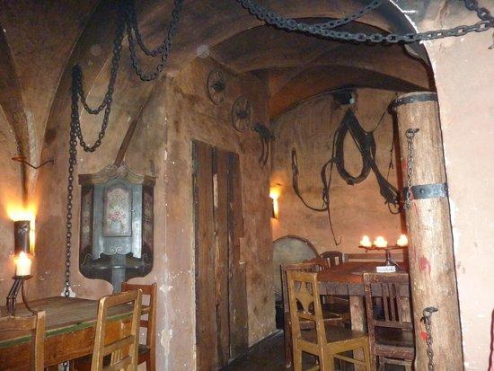 Tavern U Krale Brabantskeho: interior