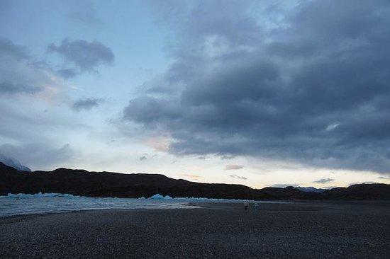 Torres del Paine National Park : Lago Grey
