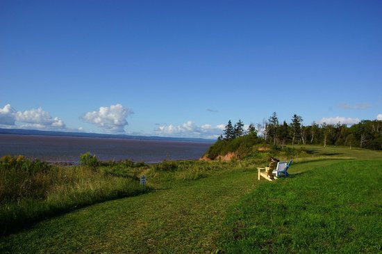 Burntcoat Head Park: Sit and relax