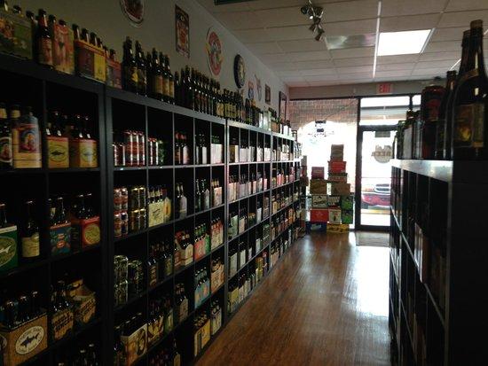 Craft Beer Cellar Picture Of Craft Beer Cellar Brandon