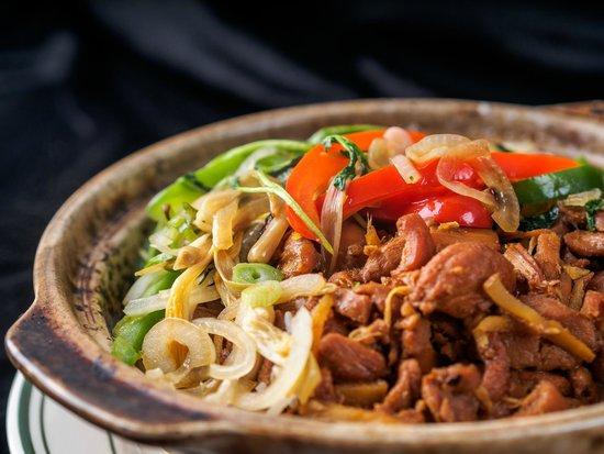Tamarine by Quynh Nhi: Ginger Claypot Chicken