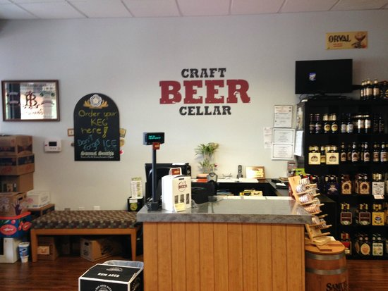 Craft Beer Cellar Brandon
