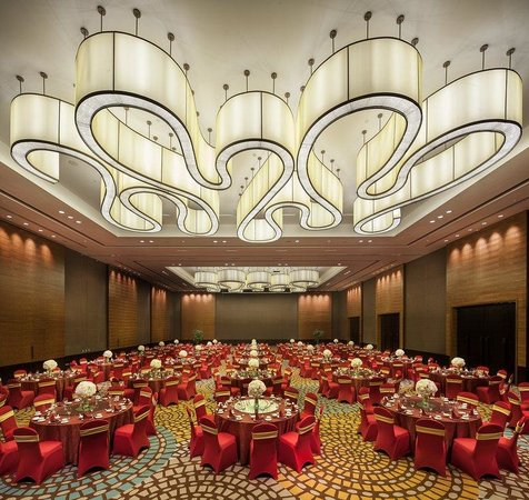 Holiday Inn Qingdao Expo: Ballroom