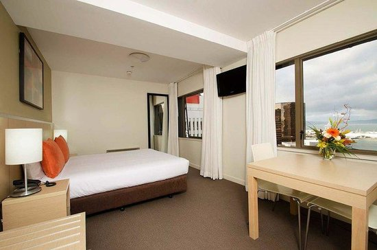 Travelodge Hotel Wellington: Room