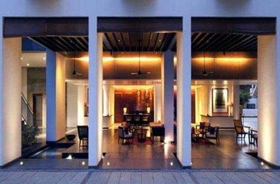 Holiday Inn Hotel & Suites Bengaluru Whitefield: Alilabangalore Reception Lawn