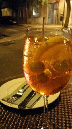 Palapa Restaurant & Bar: Spritz aperol