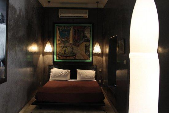 Riad Meriem : Matisse room