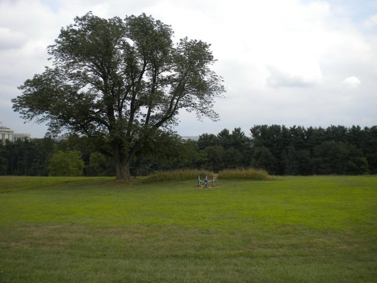Valley Forge National Historical Park : Cannon on North Outer Line Drive