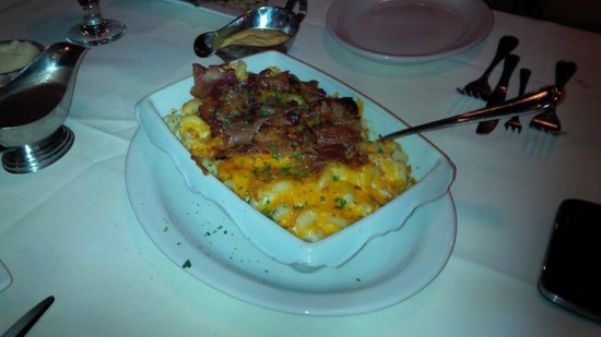 Chicago Chop House: Decent, but not great