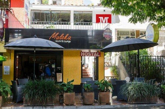 Maloka Hostel & Lounge