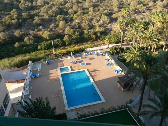 Cala Marsal: 2nd Swimming Pool