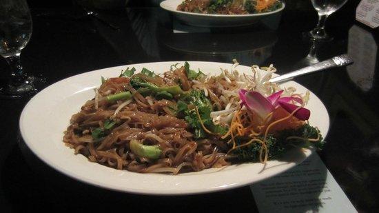 Thai Spice : Shrimp Pad See Ew