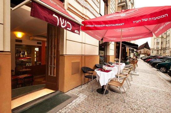 Chabad's Shelanu restaurant