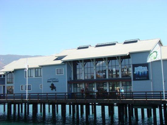 Santa Barbara Waterfront: Santa Barbara Pier