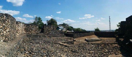 Baubau, Indonesien: Benteng Keraton Wolio