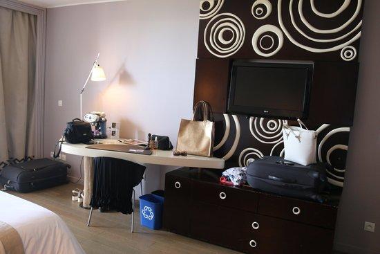 Le Meridien Tahiti: Room 563